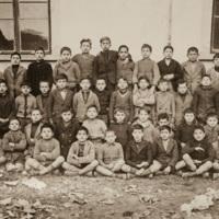 Classe Elementare della scuola di Cascina